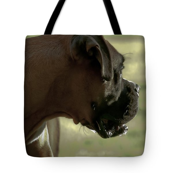 Attention Is Elsewhere...as Usual Tote Bag by DigiArt Diaries by Vicky B Fuller