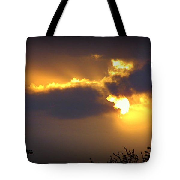 Aubade Tote Bag by Priscilla Richardson