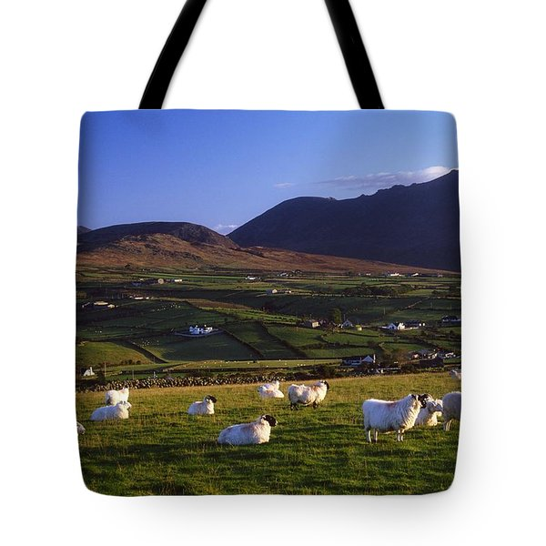Aughrim Hill, Mourne Mountains, County Tote Bag by Gareth McCormack