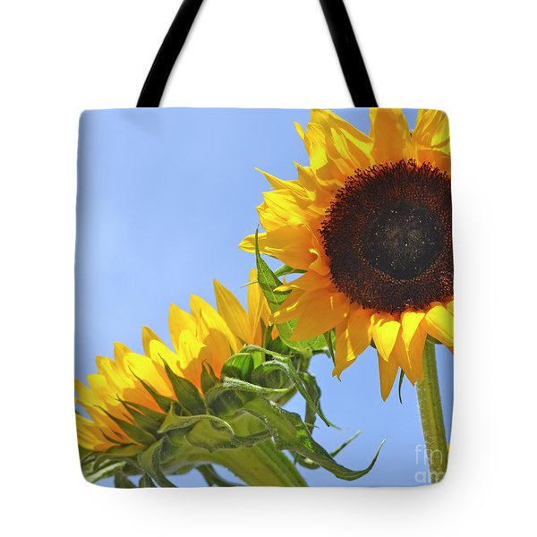 August Sunshine Tote Bag