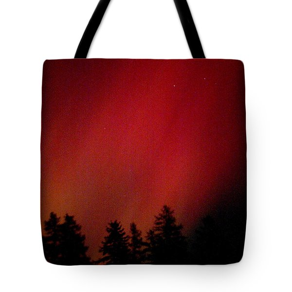 Aurora 01 Tote Bag by Brent L Ander