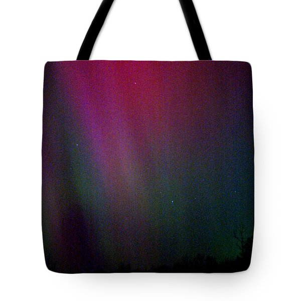 Aurora 03 Tote Bag by Brent L Ander