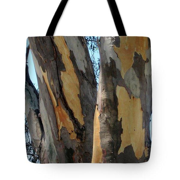 Tote Bag featuring the photograph Australian Tree by Roberto Gagliardi