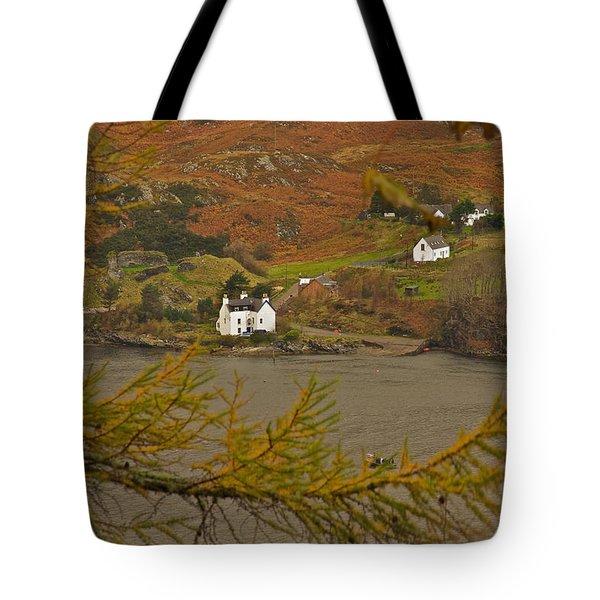 Autumn Colour Tote Bag