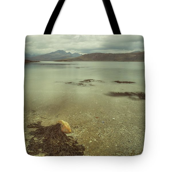 Autumn Day At The Seaside Tote Bag