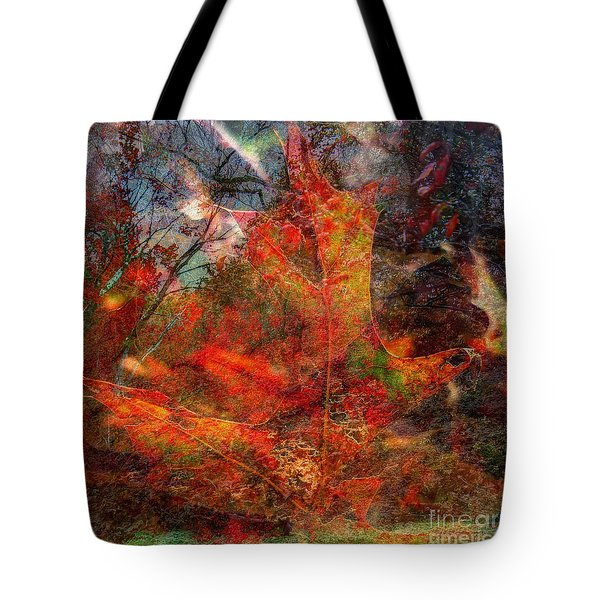 Autumn Fusion 2 Tote Bag