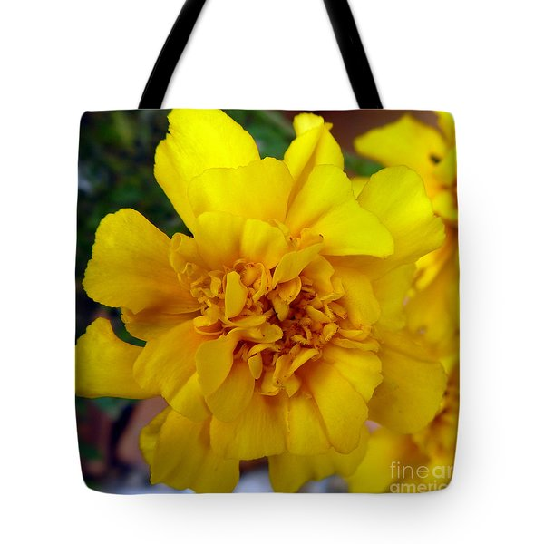 Autumn Marigold 2 Tote Bag by Alys Caviness-Gober
