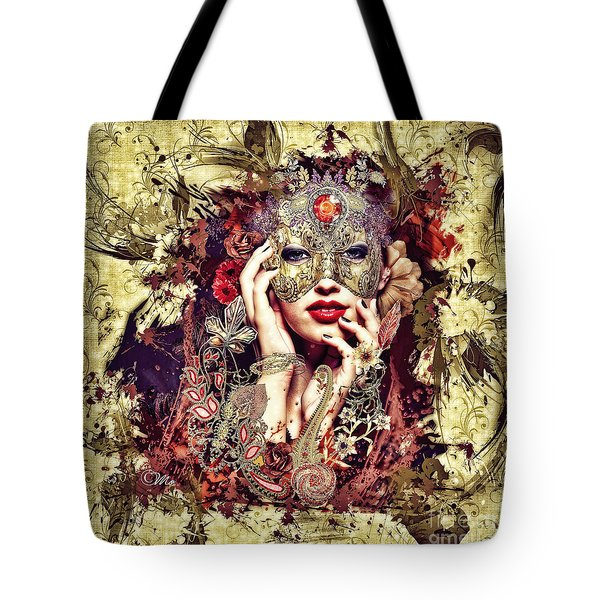 Autumn Tote Bag