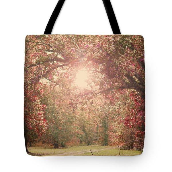 Autumn Splendor Tote Bag by Susan Bordelon
