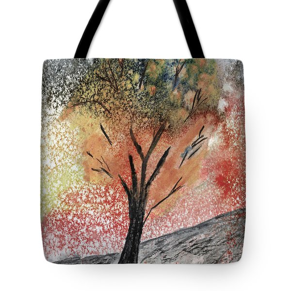 Autumn Tree No. 1 Tote Bag