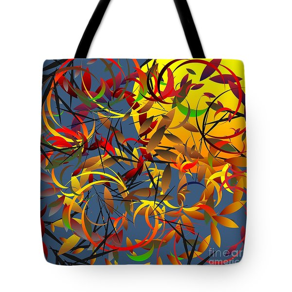 Autumn Wind 2012 Tote Bag