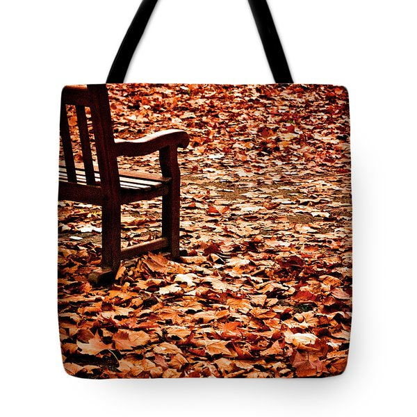 Autumnal Colours Tote Bag