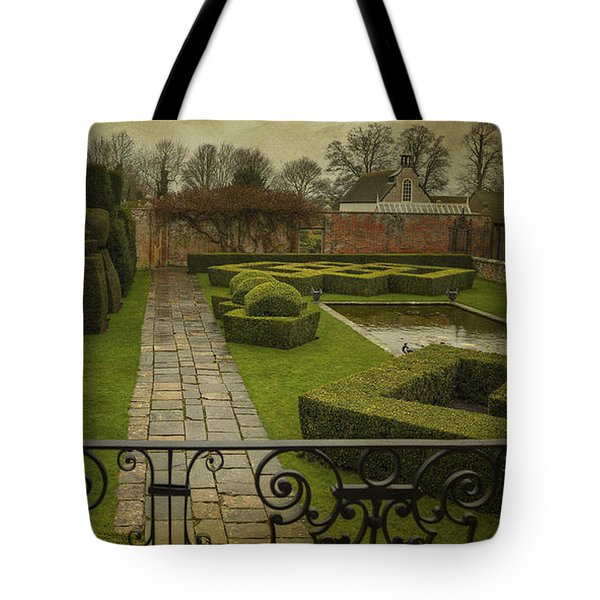 Avebury Manor Topiary Tote Bag