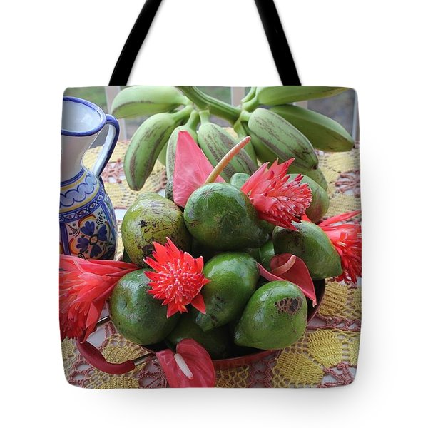 Avocado Time Tote Bag