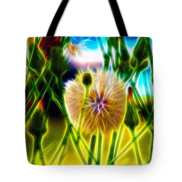 Awaiting Wishes 2 Tote Bag