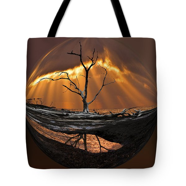 Awakening Tote Bag by Debra and Dave Vanderlaan