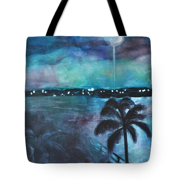 Awakening Tote Bag by Mickey Krause