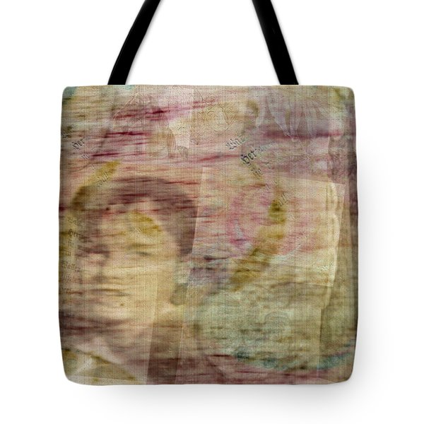 Azil Tote Bag by Marie Jamieson
