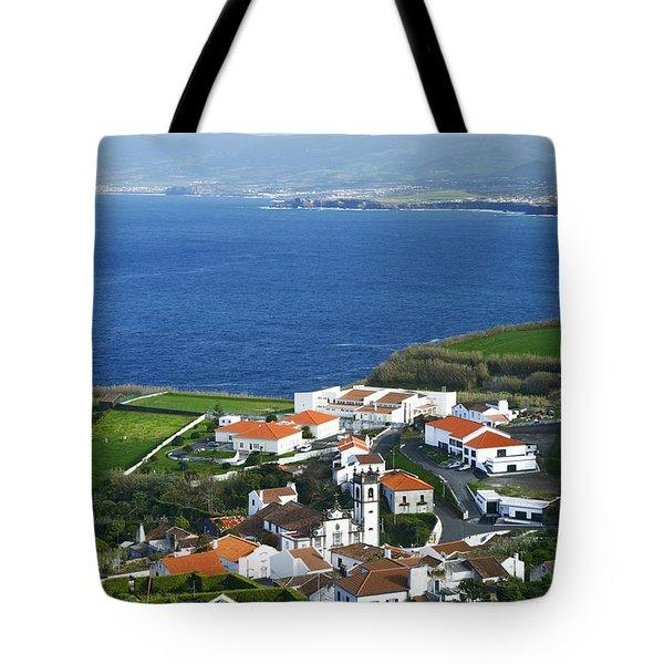 Azores Tote Bag by Gaspar Avila