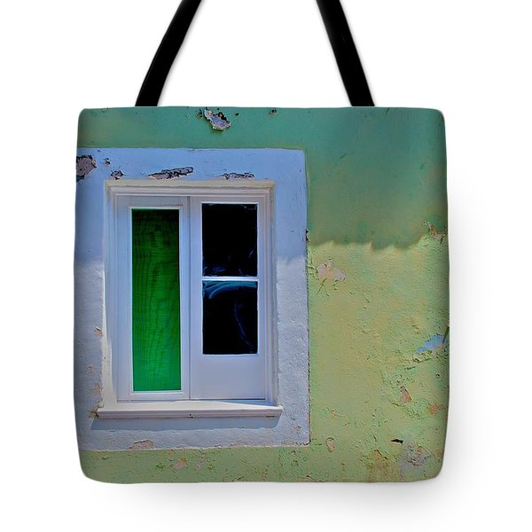Azores Window Tote Bag