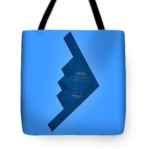 B2 Bomber Tote Bag by Lamyl Hammoudi