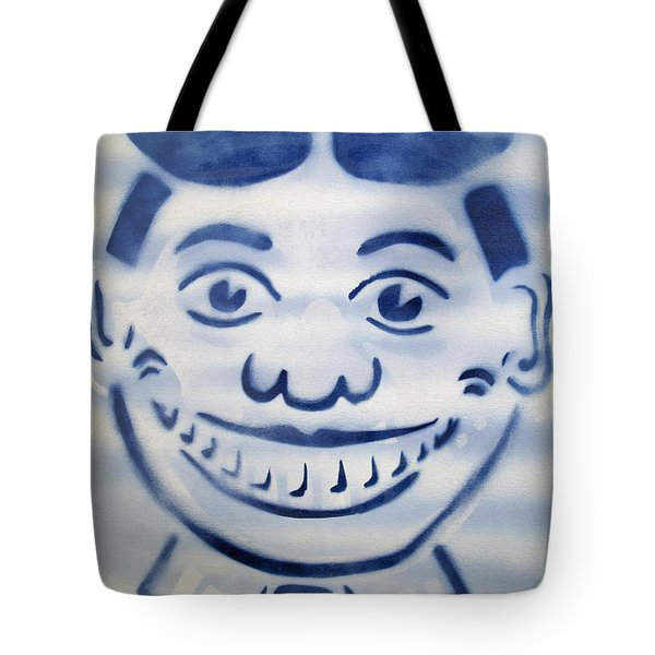Baby Blue Clouds Tillie Tote Bag by Patricia Arroyo