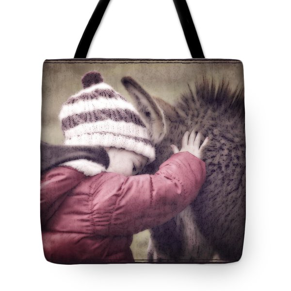 Tender Innocence Tote Bag