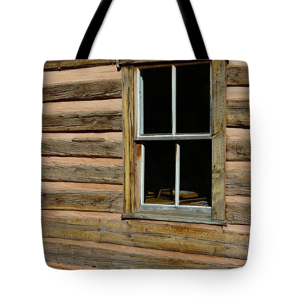 Tote Bag featuring the photograph Back Into The Past by Vicki Pelham