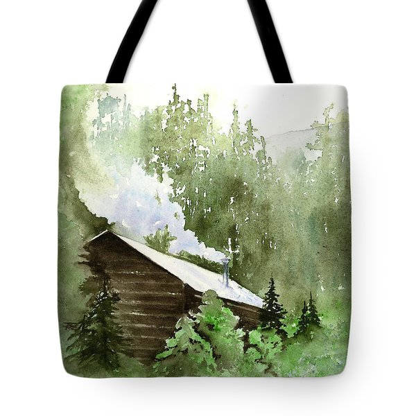 Backcountry Morning Tote Bag