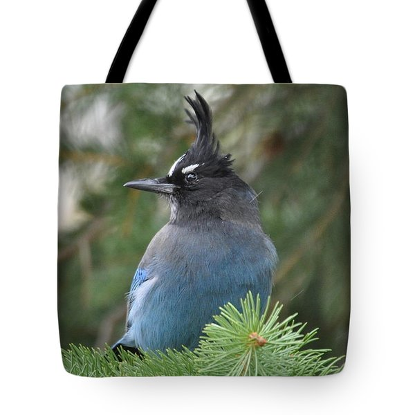 Bad Hair Day Tote Bag by Dorrene BrownButterfield