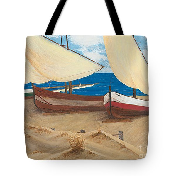 Baja Beach Dunes Tote Bag