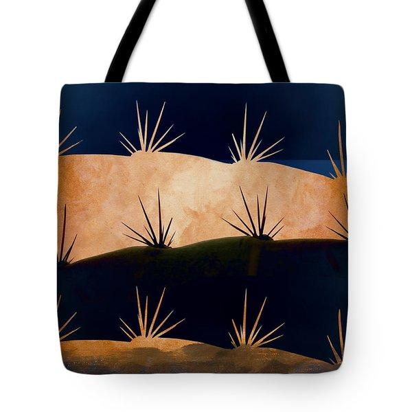 Baja Landscape Number 1 Tote Bag