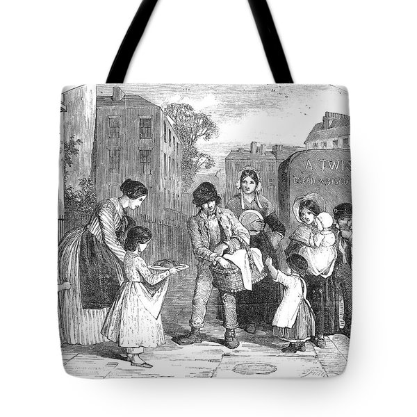 Baker, 1851 Tote Bag by Granger