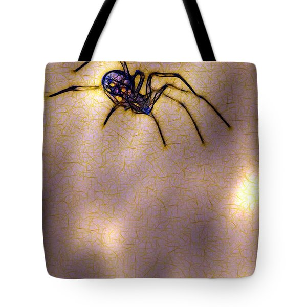 Balancing Act Tote Bag by Judi Bagwell