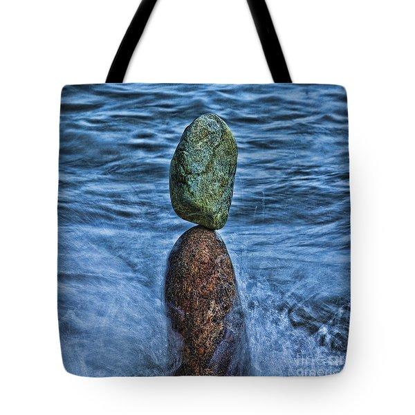 Balancing Tote Bag