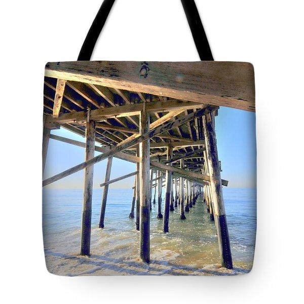 Balboa Sunrise Tote Bag