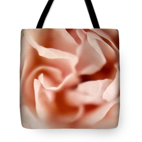 Ballerina Pink Tote Bag by Claudia Smaletz