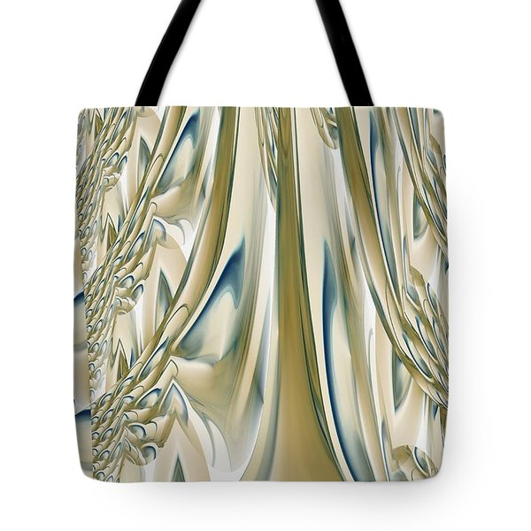 Ballroom Gown Tote Bag by Maria Urso