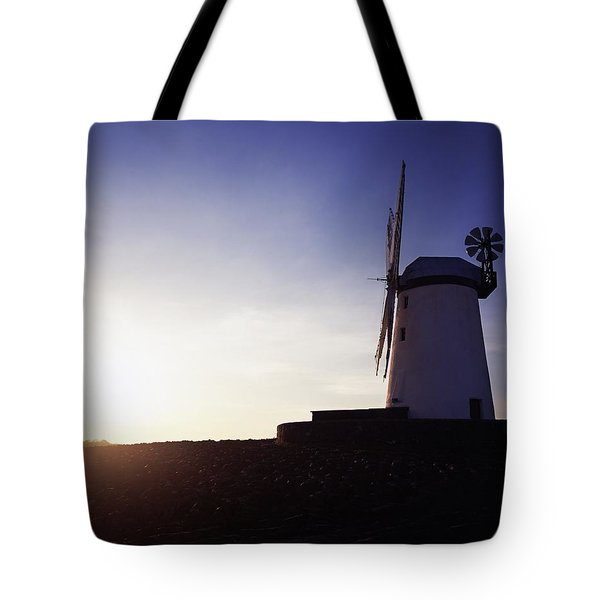 Ballycopeland Windmill, Co. Down Tote Bag by The Irish Image Collection