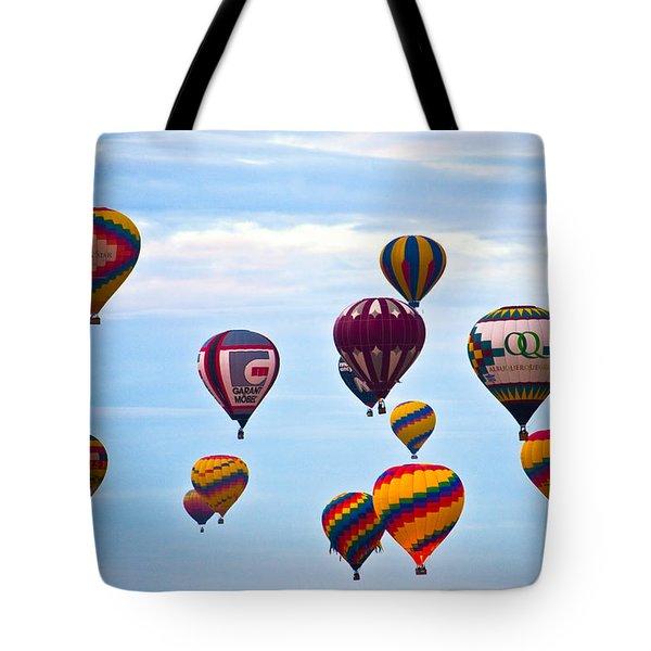 Baloons Tote Bag