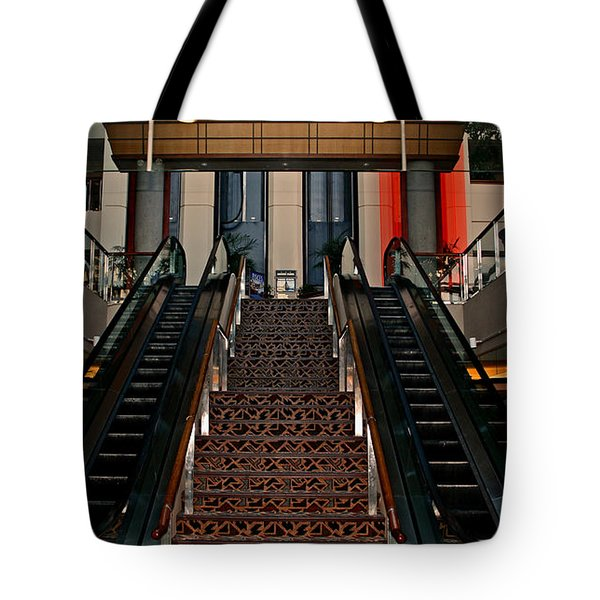 Baltimore Stairway Tote Bag