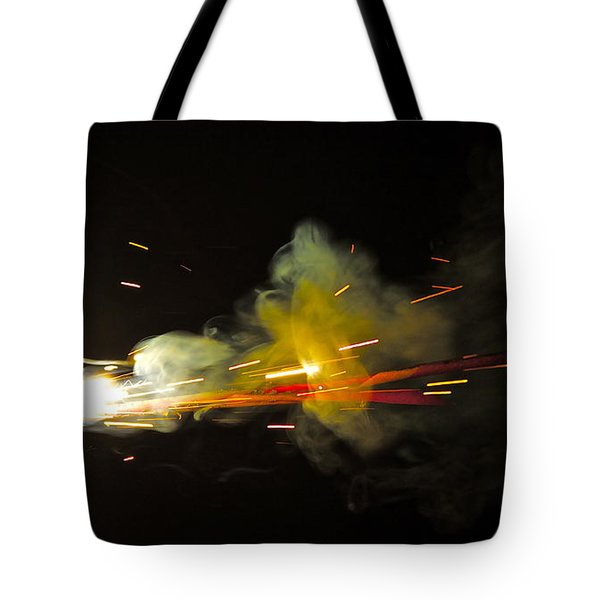 Bang Tote Bag
