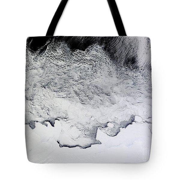 Banzare, Sabrina, And Budd Coasts Tote Bag by Stocktrek Images