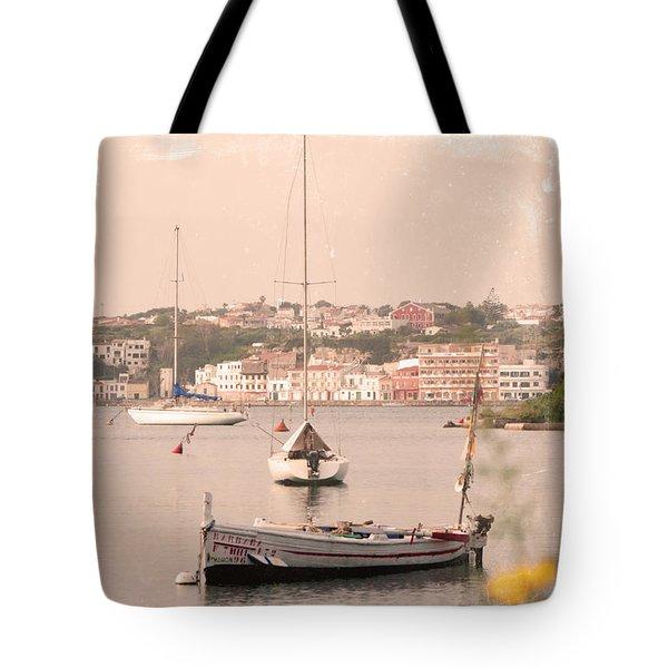 Tote Bag featuring the photograph Barbara by Pedro Cardona