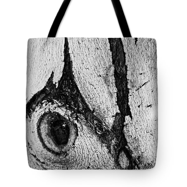 Bark Eye Tote Bag