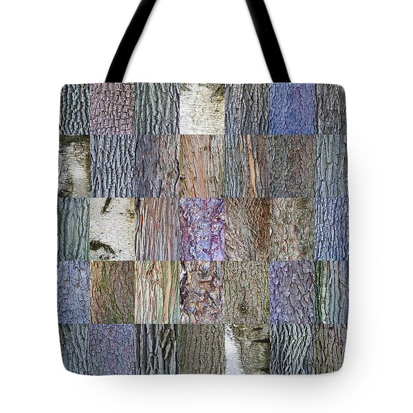 Barkitecture Tote Bag by Steve Gadomski