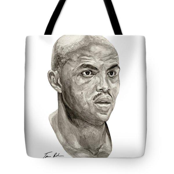 Barkley Tote Bag by Tamir Barkan