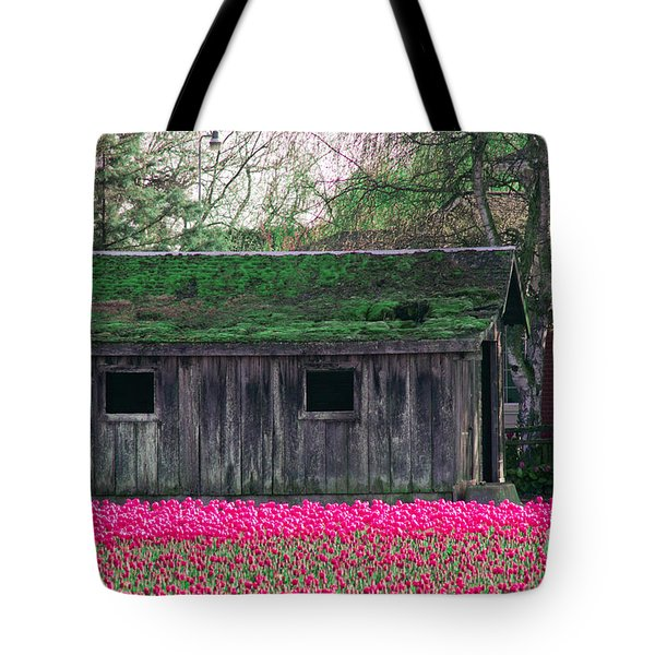 Barn Intensified Tote Bag