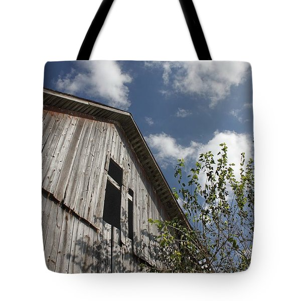 Barn To Be Wild Tote Bag