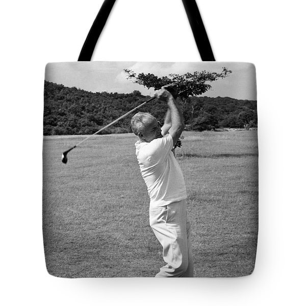 Barry Goldwater (1909-1998) Tote Bag by Granger